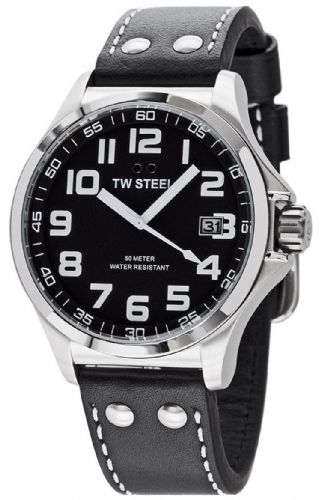 TW STEEL Pilot 45mm Gents Watch TW408